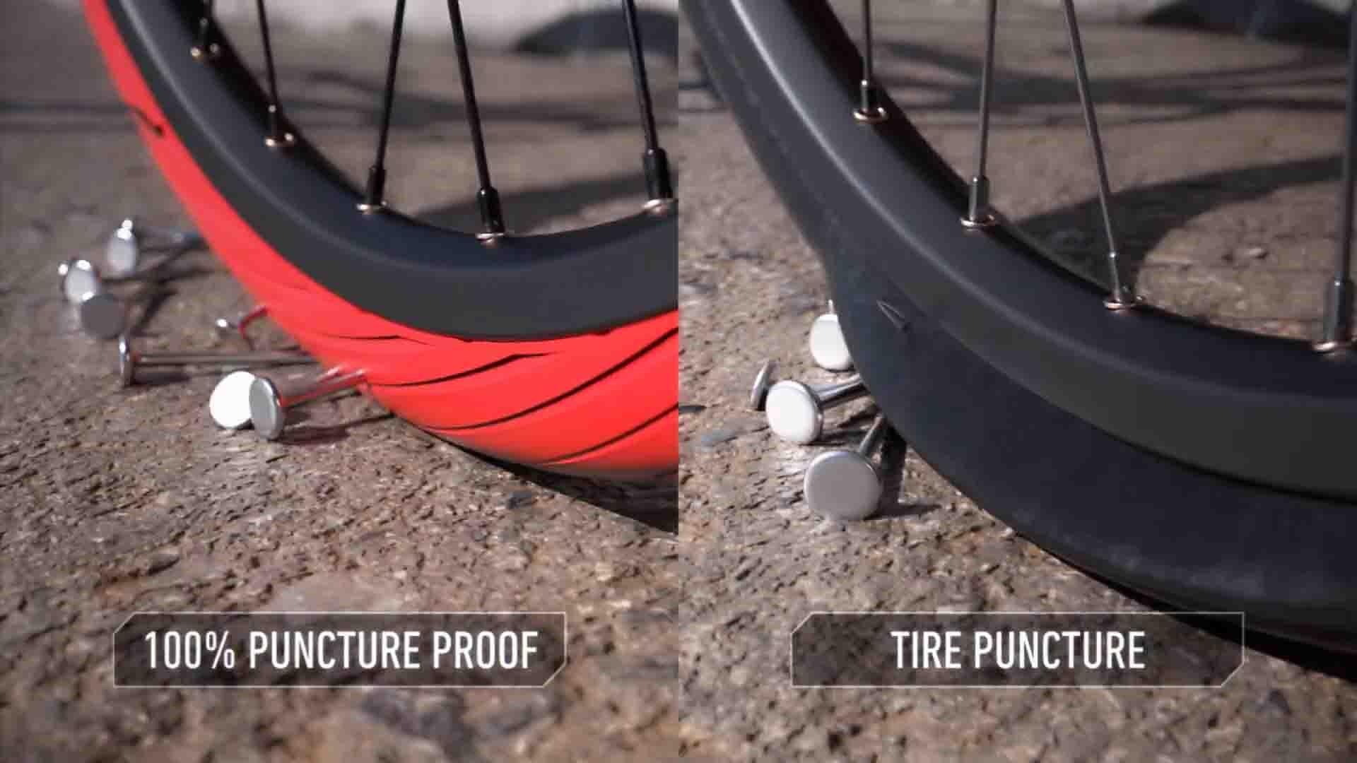 Tannus Airless Tires