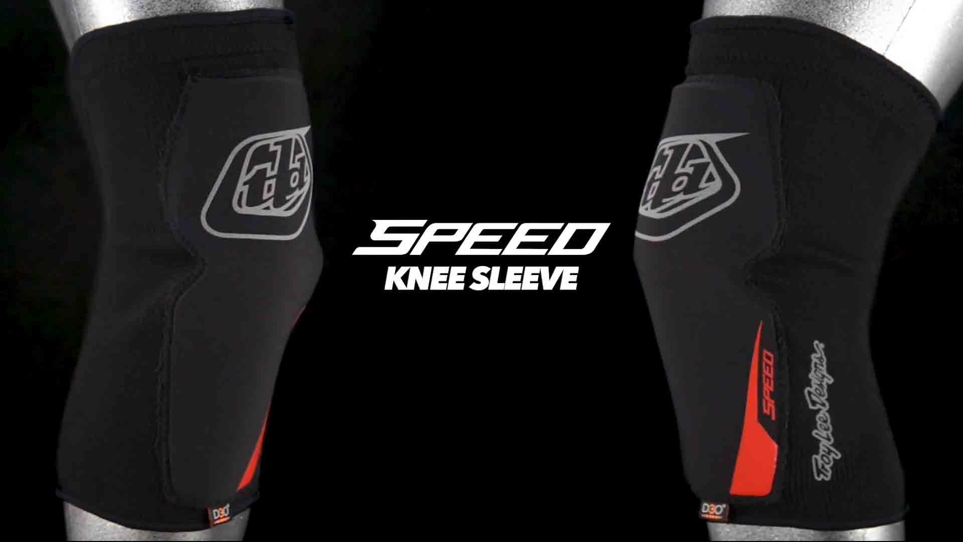 TLD 2018 Speed Knee Sleeve