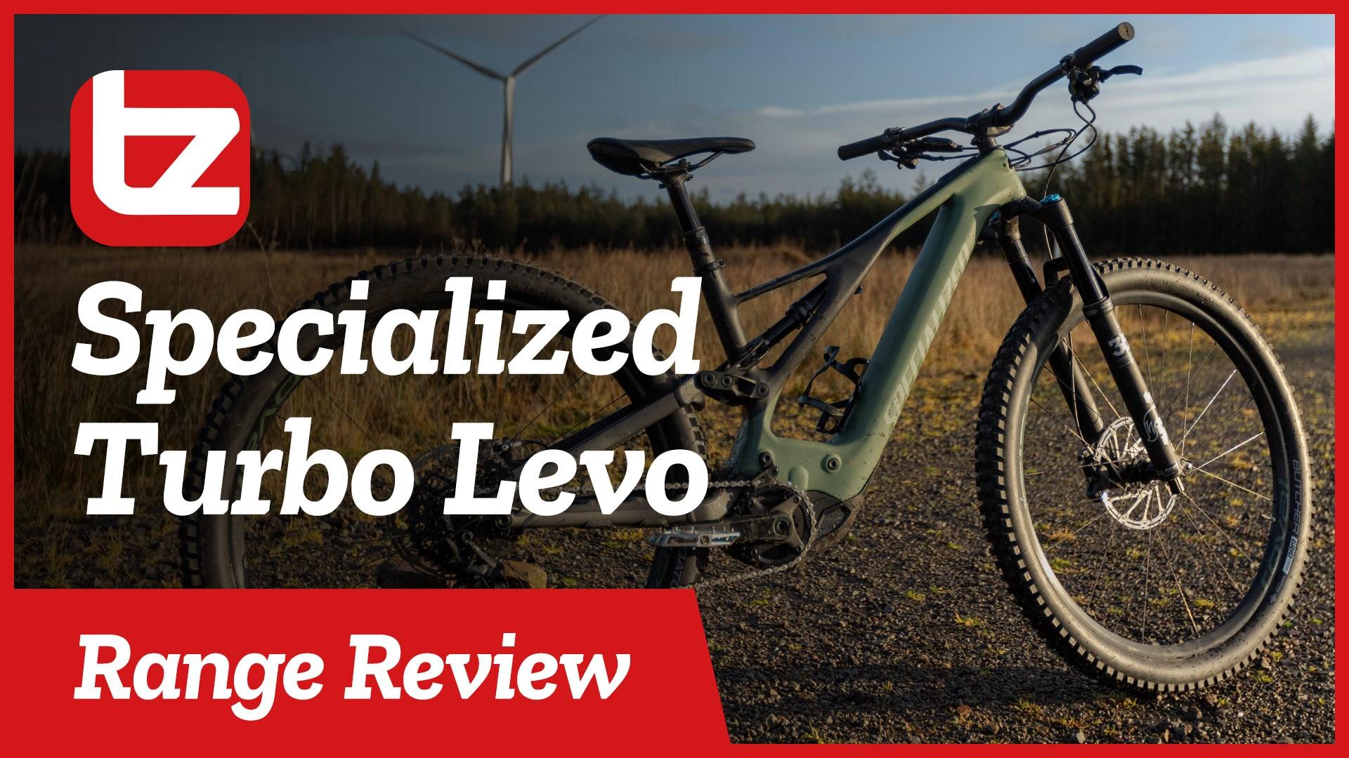 Specialized Turbo Levo | Range Review | Tredz Bikes