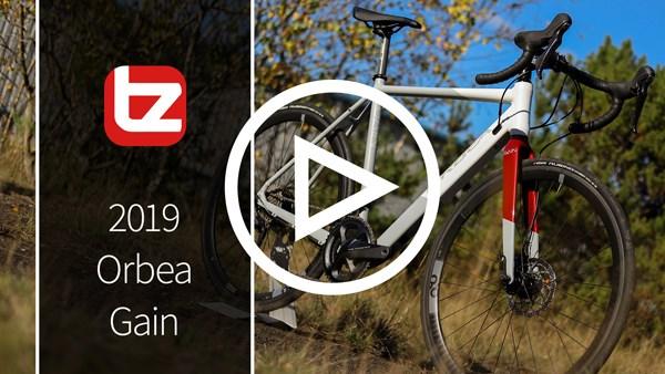 e01deb38b10 Orbea Gain F40 2019 | Tredz Bikes