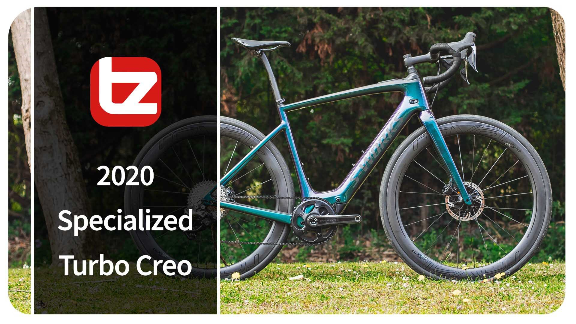 Specialized Turbo Creo 2020 - Electric Road Bike