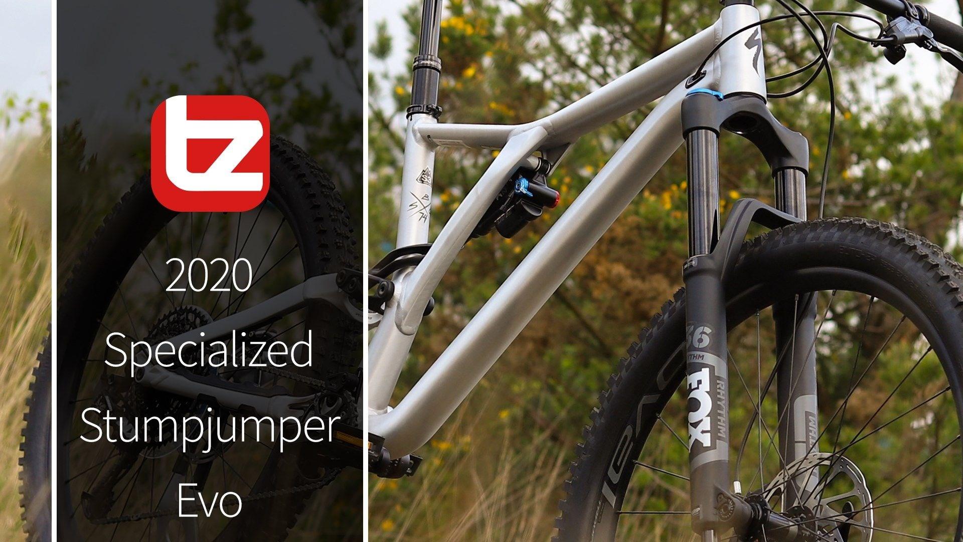 7e39d9c5785 Specialized Stumpjumper Evo Pro 27.5
