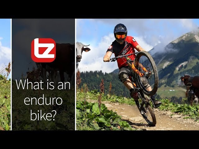 What Is An Enduro Mountain Bike? | Bike Guides | Tredz Bikes
