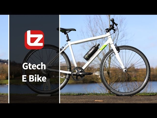 Gtech Ebike Range Review