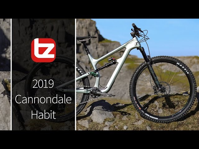 2019 Cannondale Habit | Range Review | Tredz Bikes