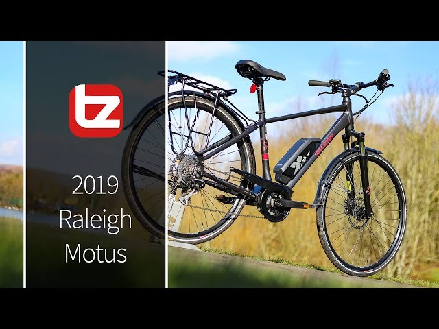 2019 Raleigh Motus E Bike | Range Review | Tredz Bikes
