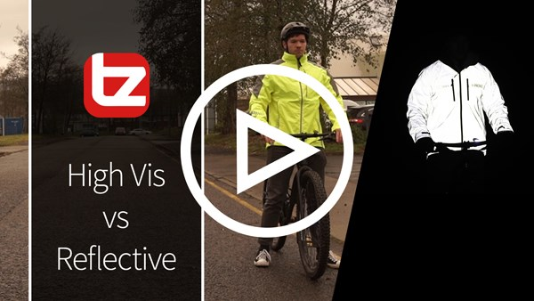 High Vis vs Reflective | Choosing The Right Cycling Jacket