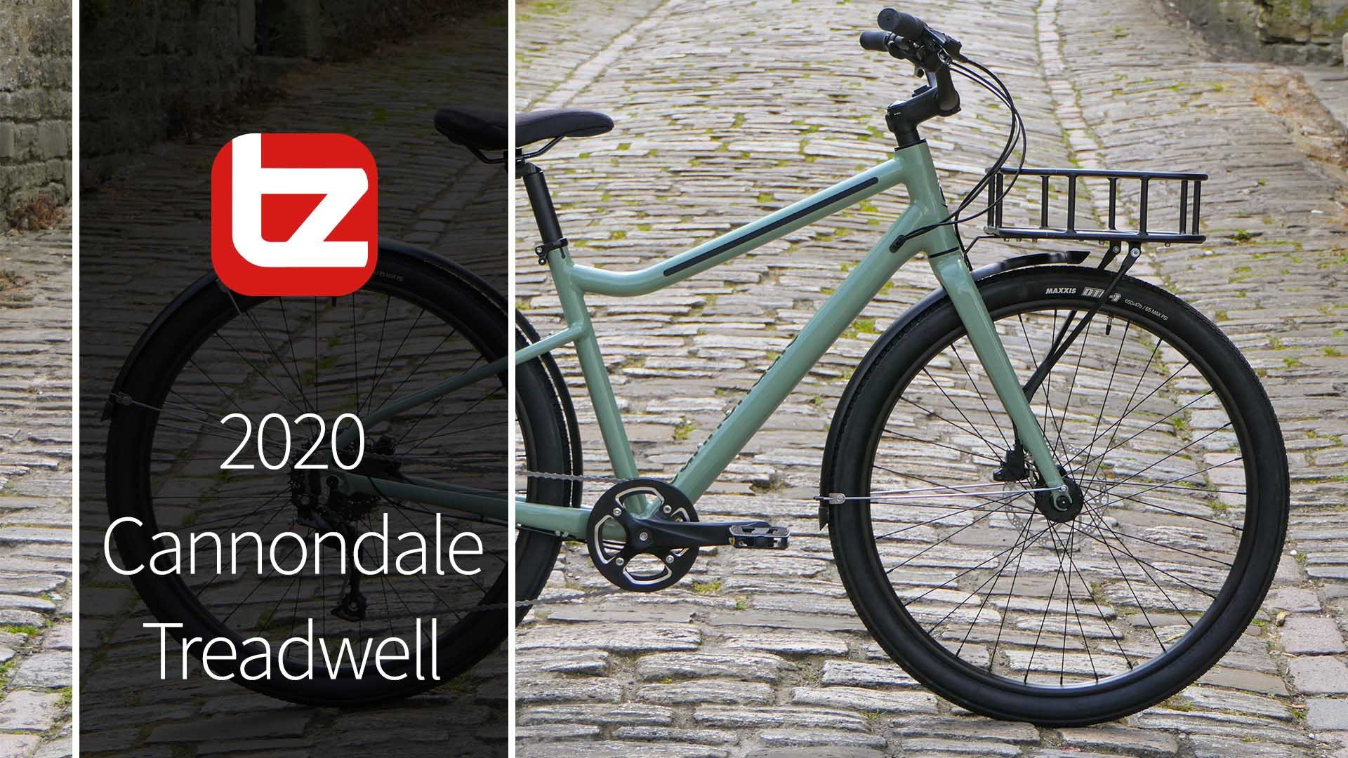 2020 Cannondale Treadwell