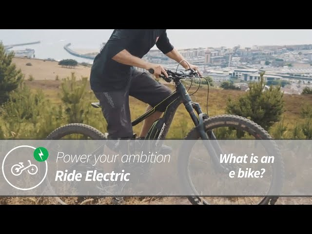 Electric Bikes Explained | Power Your Ambition | Ride Electric