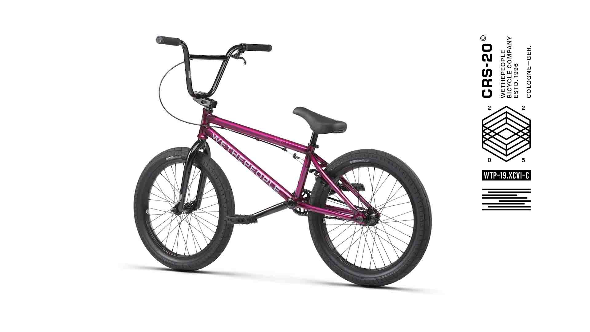 The CRS FC 2021 Complete Bike - WETHEPEOPLE BMX