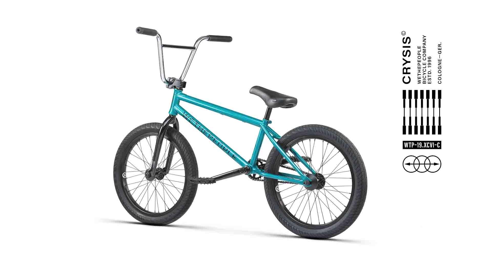 The CRYSIS 2021 Complete Bike - WETHEPEOPLE BMX