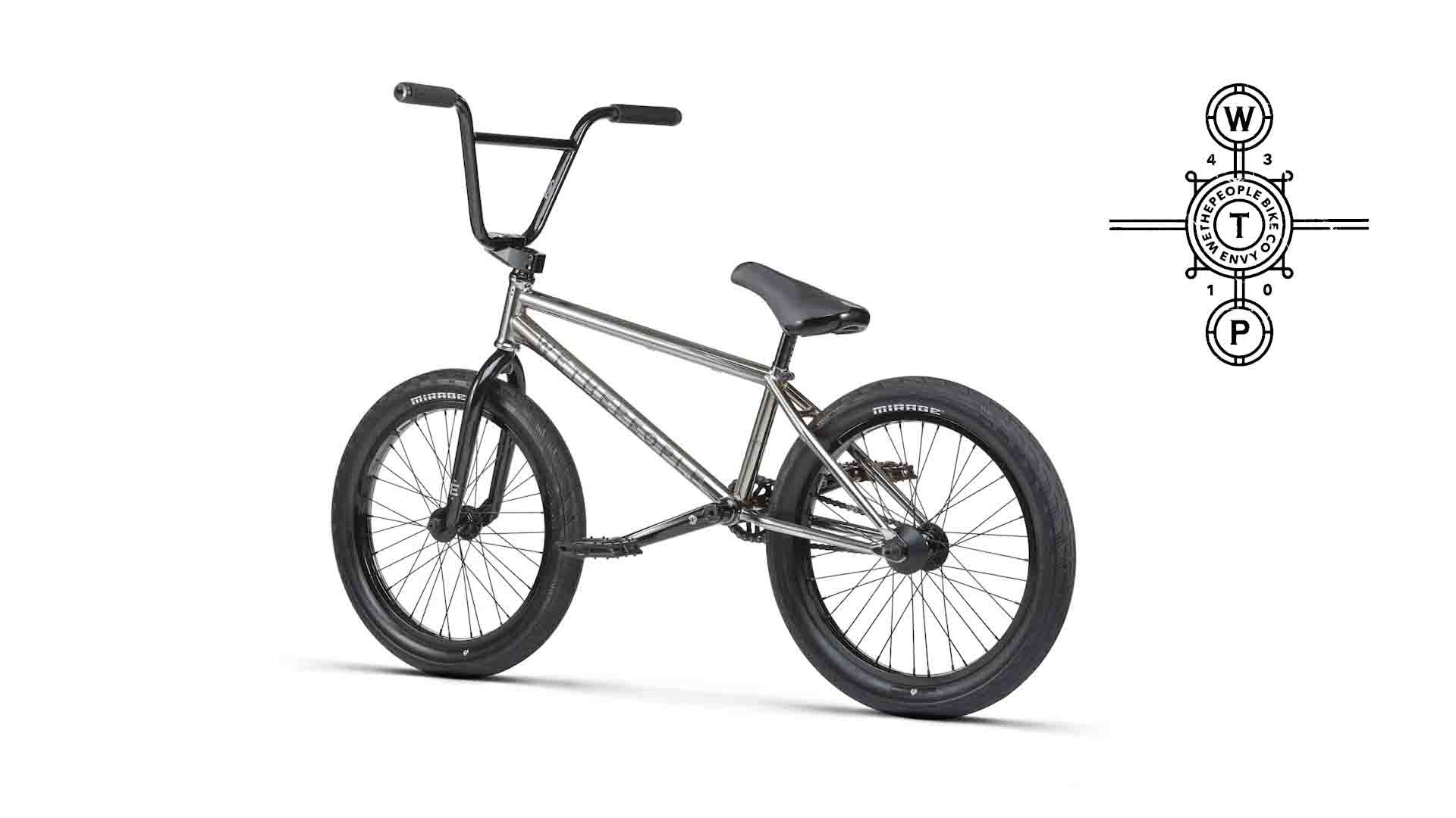 """THE BEST BMX BIKE EVER BUILT?"" - ENVY 2021 - WETHEPEOPLE BMX"