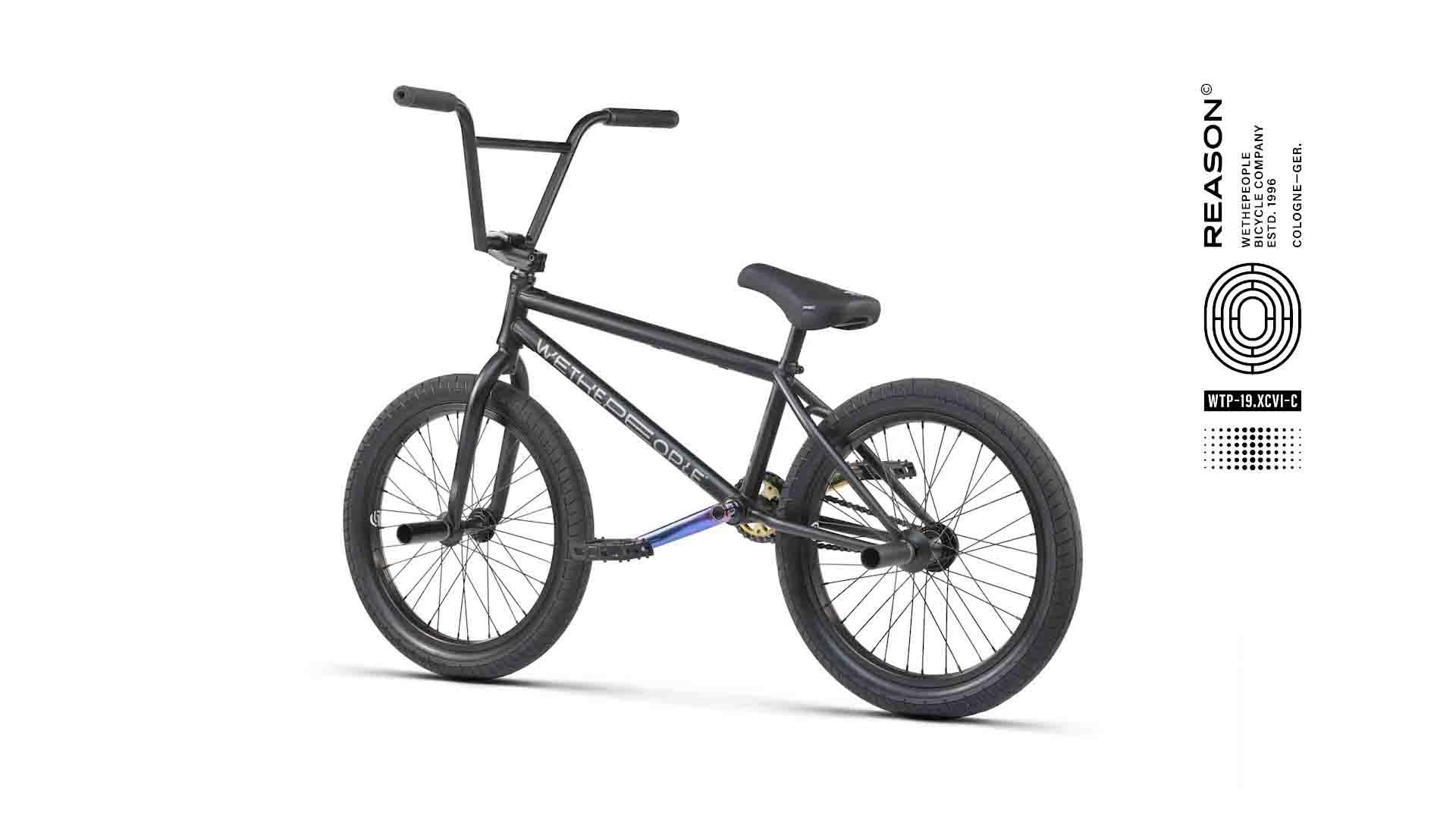 The REASON 2021 Complete Bike - WETHEPEOPLE BMX