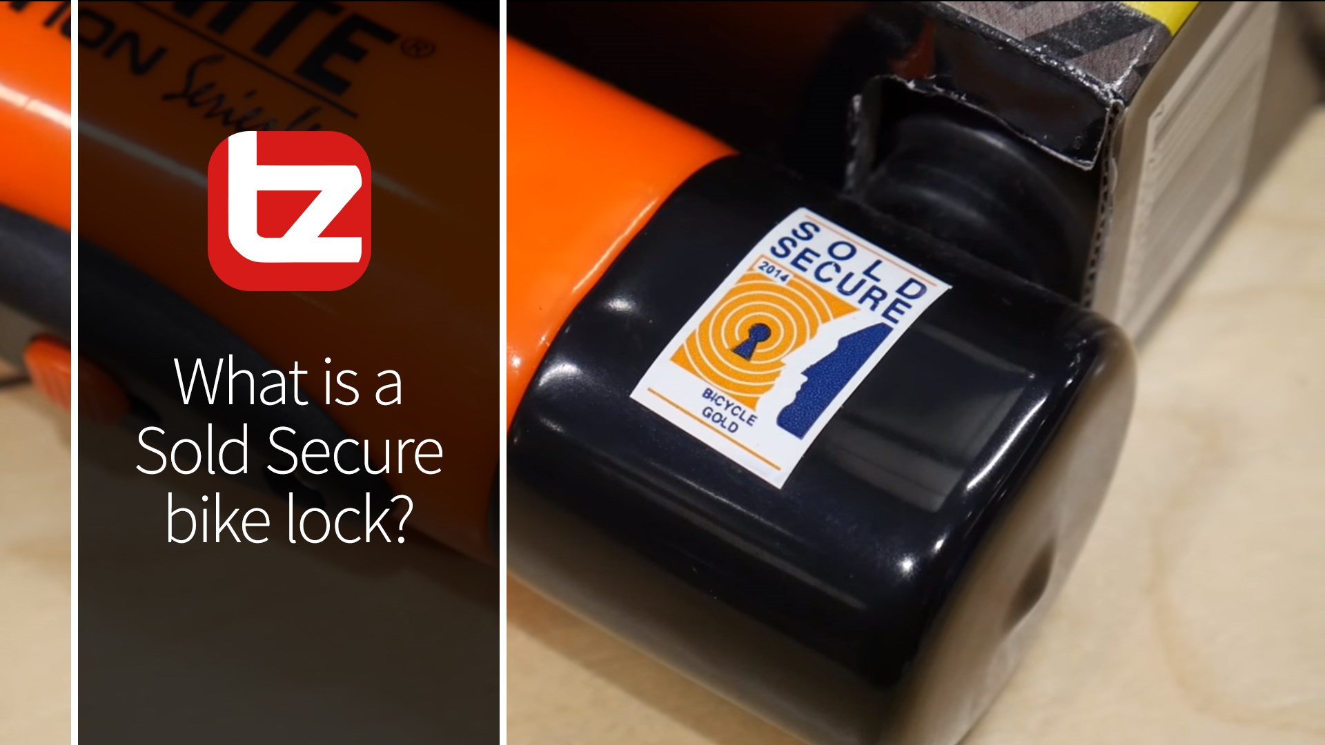 What is a Sold Secure bike lock?