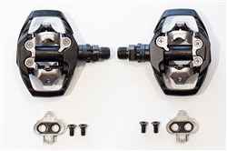 Shimano M530 MTB SPD Trail Pedals Full