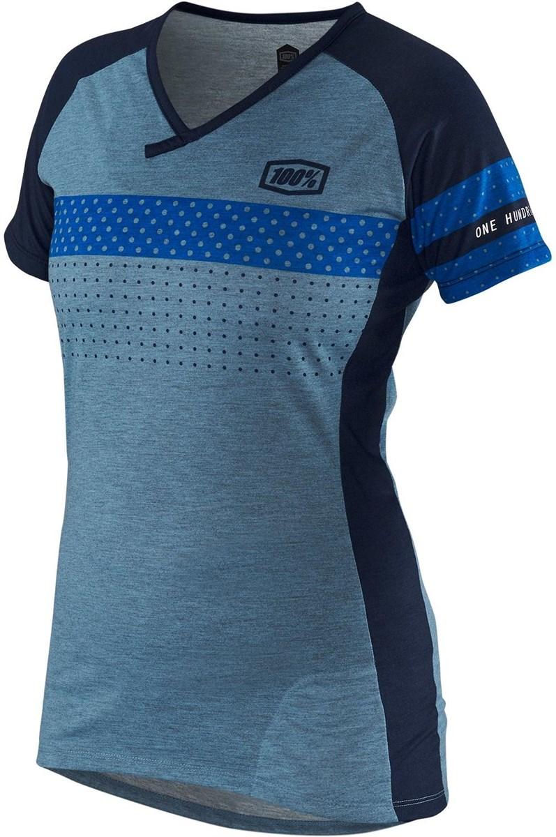 100% Airmatic Womens Short Sleeve Jersey | Trøjer