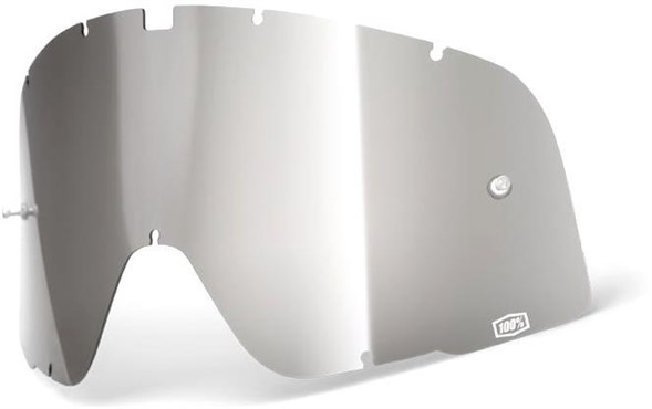 100% Barstow - Replacement Lens + Tear Offs | Beskyttelse