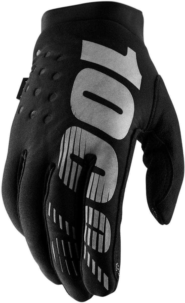 100% Brisker Cold Weather Youth Long Finger Gloves | Handsker