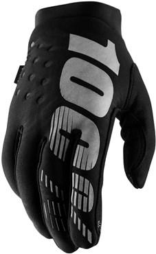 100% Brisker Cold Weather Youth Long Finger Gloves | Gloves