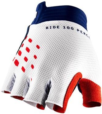 100% Exceeda Short Finger Gloves