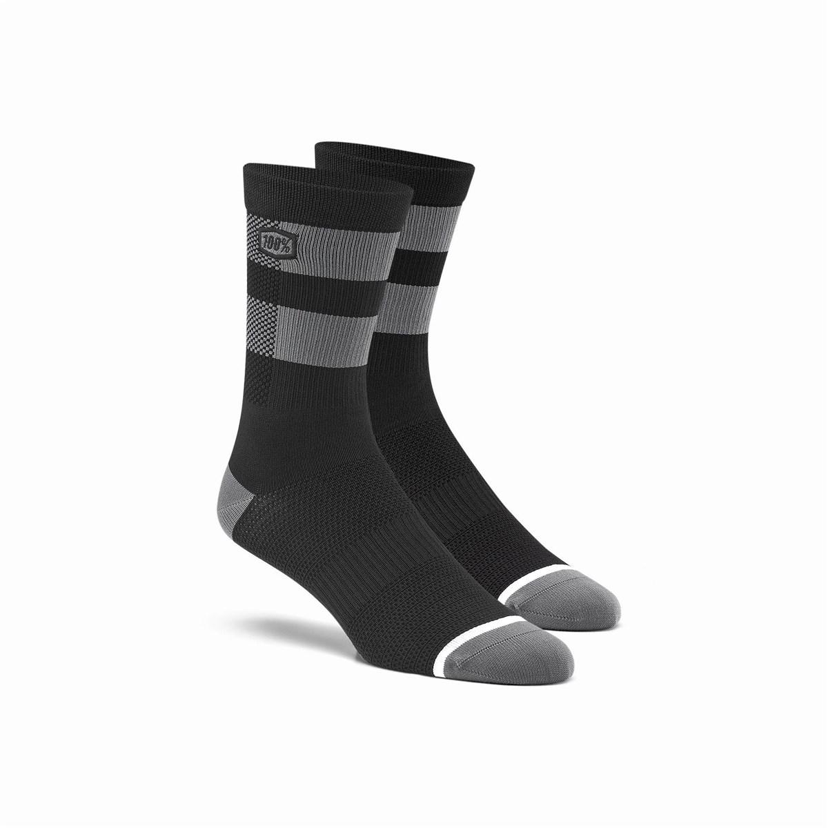 100% Flow Performance Socks | Strømper