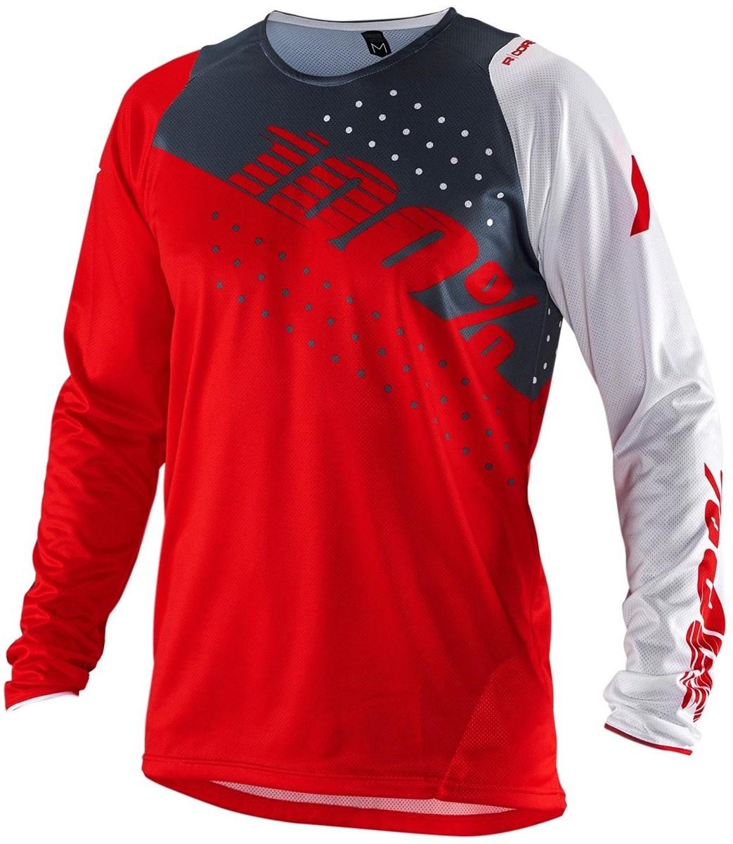 100% R-Core Long Sleeve Jersey | Trøjer