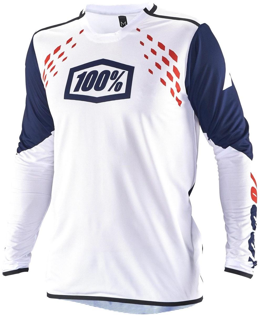 100% R-Core X Long Sleeve Jersey | Trøjer