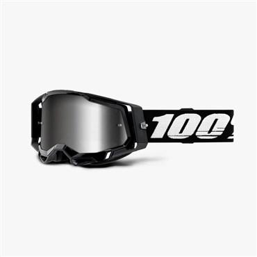 100% Racecraft 2 Mirror Lens Goggles