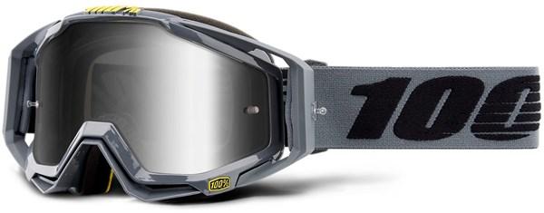 100% Racecraft Anti-Fog Mirror Lens MTB Goggles | Beskyttelse
