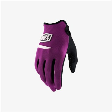 100% Ridecamp Long Finger Cycling Gloves