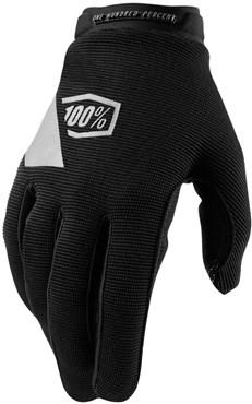 100% Ridecamp Womens Long Finger Gloves