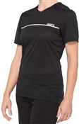100% Ridecamp Womens Short Sleeve Jersey
