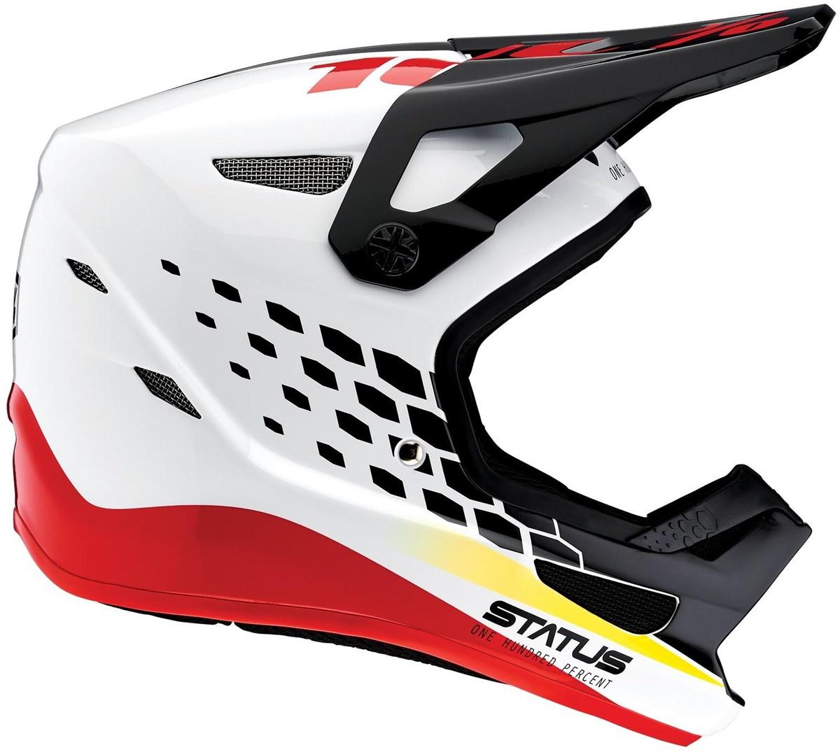 100% - Status   bike helmet