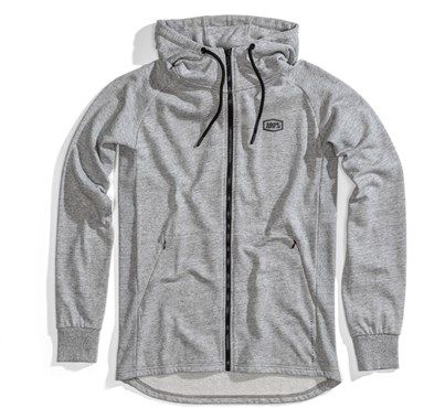 100% Stratosphere Zip Hooded Tech Fleece