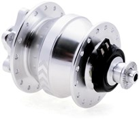 SP PD8 - PL8 100mm Disc Brake Dynamo Front Hub