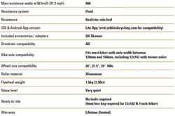 JetBlack Z2 Fluid Trainer + App