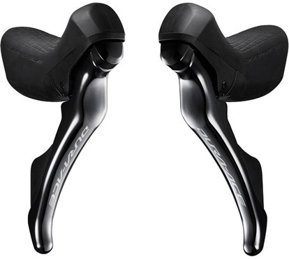 Shimano ST-R9100 Dura-Ace Double Mechanical 11 Speed STI Levers