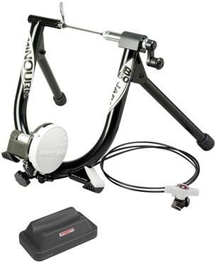 Minoura B60R Mangetic Trainer & Riser Bundle