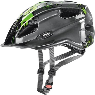 Uvex Quatro Junior Cycling Helmet 2018