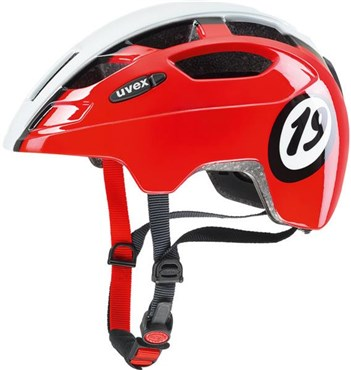 Uvex Finale Junior LED Cycling Helmet 2018