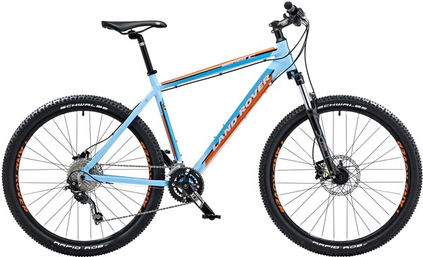 "Land Rover Six 50 Seres C 27.5"" Mountain Bike 2018 - Hardtail MTB"