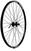 Product image for M Wheel Alloy 6 Bolt Disc Brake Only QR Axle 100 mm 29er Front Wheel