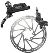 SRAM Guide R Rear Brake - 1800mm Hose - (Bracket/Rotor Not Included)