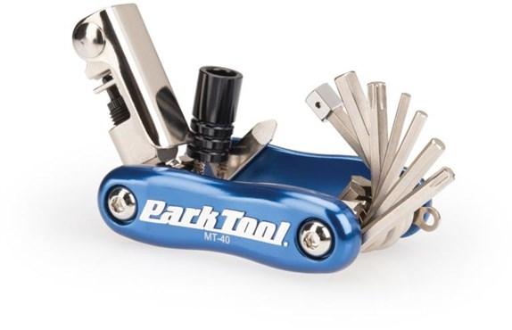 Park Tool MT40 Mini Fold Up Multi-Tool