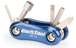 Park Tool MT10 - Mini Fold Up Multi-Tool