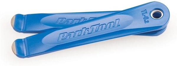 Park Tool TL6C Set of 2 Steel Core Tyre Lever