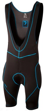 7Protection Hydro Bib Cycling Shorts | Bukser