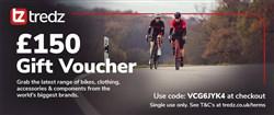 Tredz Gift Voucher £150