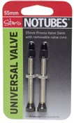 Product image for Stans NoTubes Universal 55mm Valve Stem Pair
