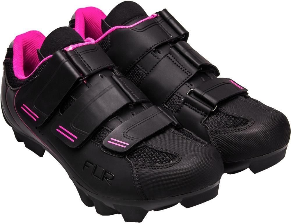 FLR Womens F-55.III MTB SPD Cycling Shoes | Shoes and overlays